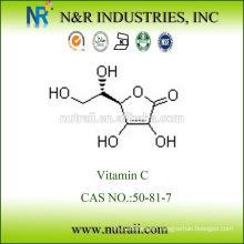 BP2012/USP35 vitamin c raw materials /Ascorbic Acid price 50-81-7 GMP Available