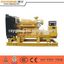 Geöffneter Dieseltreibstoffgenerator 100KW mit Shangchai-Maschine