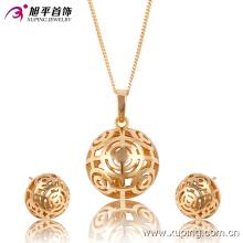 Xuping simples venda quente conjunto de jóias de moda no preço de atacado -63663
