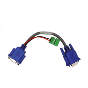 VGA Cable Assemblies Male To Male