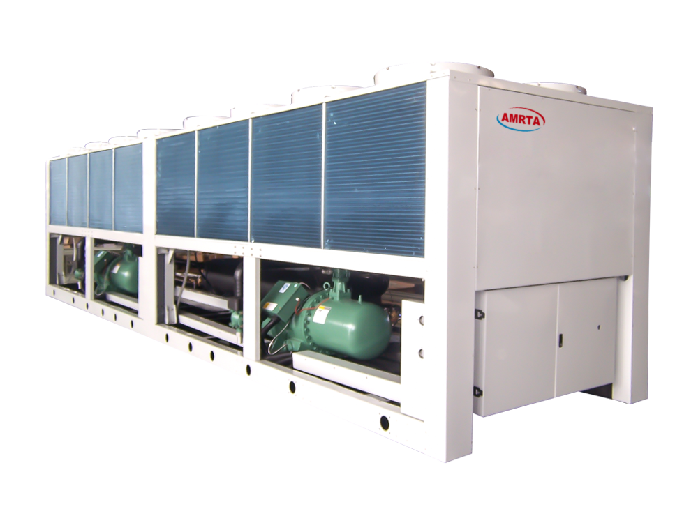 150kW-1180kW Air Cooled Screw Chiller