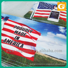Country magnet flags