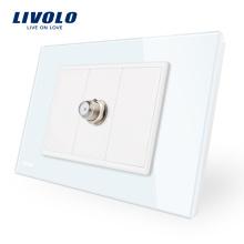 Livolo Prise murale satellite standard US / AU VL-C91ST-11/12
