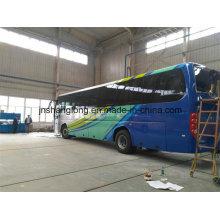 12m Heavy Bus 55 Seats Passenger Van with Cummins Engine