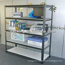Jracking storage warehouses quality single-side grocery shelves for sale