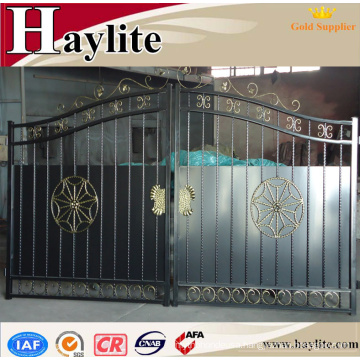 house main iron square tube gate designs for homes