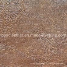 Fashion Design Upholstery PVC Leather (QDL-US0041)