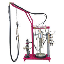 Pneumatic Two Component Sealant Extruder