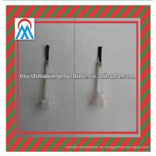 Máquina de fabricación de cepillos del esmalte de uñas de 2 ejes o de la máquina de penachos