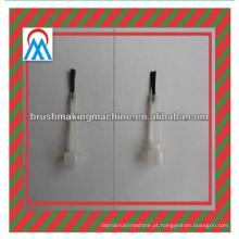 Escova do verniz para as unhas de 2 linhas centrais que faz a máquina ou a máquina de tufting