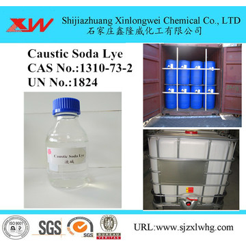 Cacing Caustic Soda 46% 48%