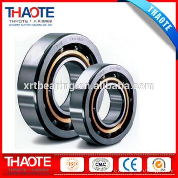 7304B / DF rodamiento de bolas de contacto angular rodamientos unidireccionales de rotación
