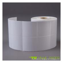 Colorful Thermal Self-Adhesive Label for Thermal Printing