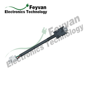 MITSUBISHI Servo System Custom Servo Cable Assembly