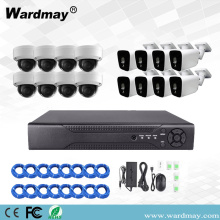 CCTV 16CH 2.0MP Video Pengawasan PoE NVR Kit