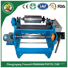 Fashion New Arrival Aluminum Foil Roll Rewinder and Slitter