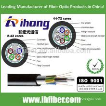 fiber optical Aluminum Tape layer Loose Tube Outdoor Cable(GYTA)