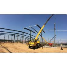 Struktureller Werkstatt / Stahlbauwerkstatt (CH-39)