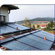 Collecteur solaire avec marqueur solaire approuvé