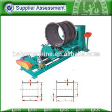 flange making machine for pipes