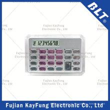 Calculadora de tamanho de bolso de 8 dígitos (BT-936)