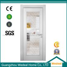 Compuesto interior de la puerta de madera hueca núcleo / núcleo sólido estilo personalizado
