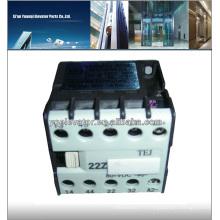 Schindler lift Relay 22Z types de contacteur