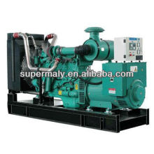 Cummins engine/Weifang engine Diesel generator 180kva from SUPERMALY