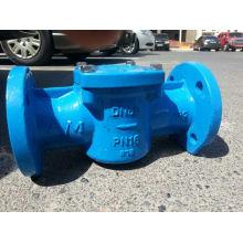 Filtro de medidor de água tipo cesta