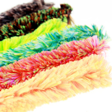Multi-Color Super Fluffy Chenille tallos