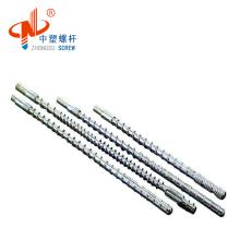 HDPE/LDPE blowing film single extrusion screw barrel