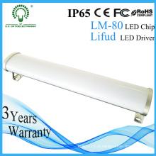 Lâmpada Industrial Tri-Proof LED IP65 1.5m 60W nova chegada