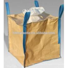 Recipiente maioria intermediário flexível saco grande do defletor de 1,5 toneladas para feijões de soja