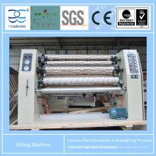 Jumbo Roll Adhesive Tape Slitting Machine