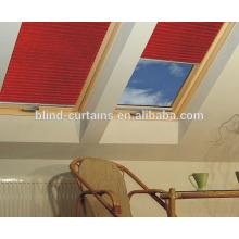 ployester sunscreen fabric skylight blind