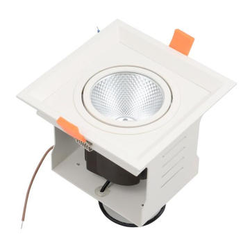 LED Grille Light Dimmable Recessed LED Ceiling Grille Down Light