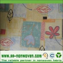 Próprio projeto impresso PP tecido não tecido