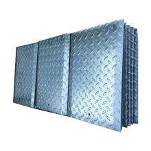 Composite Steel Grating, Steel Grating with Tread Plate