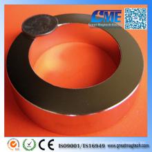 Hochwertiger D76.2xd50.8X12.7mm N42 Neodym-Ring-Magnet