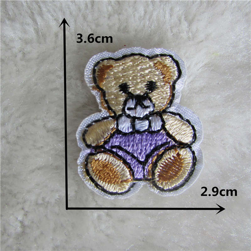 Little Bear Children Embroidery