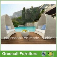 Außen-Lounge für Bett / Sofa mit Kissen (GN-3631L)
