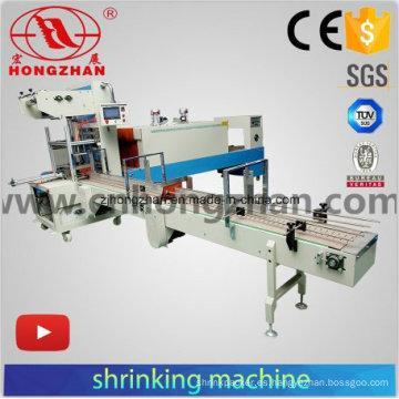 Manga de St6030 sellado de corte automático máquina encojido para caja del cartón