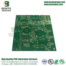 6 strati PCB multilayer ad alta precisione