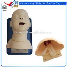 New Oral und Nasal Intubation Simulator, medizinische Säugling Ausbildung Maniküre