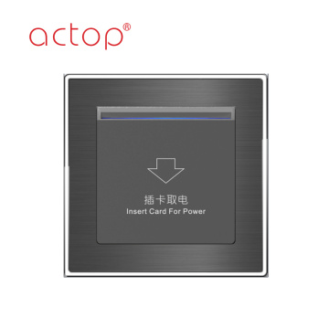 ACTOP Hotel Room Automation System PlasticTact Switch