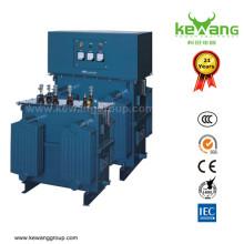 Transformateur basse tension à refroidissement par huile