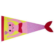 Mermaid Mega Felt bunting