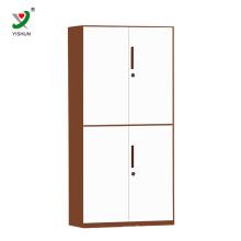 Different color steel filing cabinet Office Metal Storage Cabinet