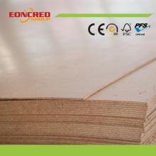 Holzfasermaterial MDF geschlitzte MDF-Platte