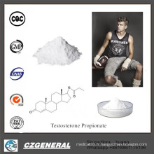 Propionate stéroïde de testostérone de poudre d'hormone de matière première d'approvisionnement d'usine